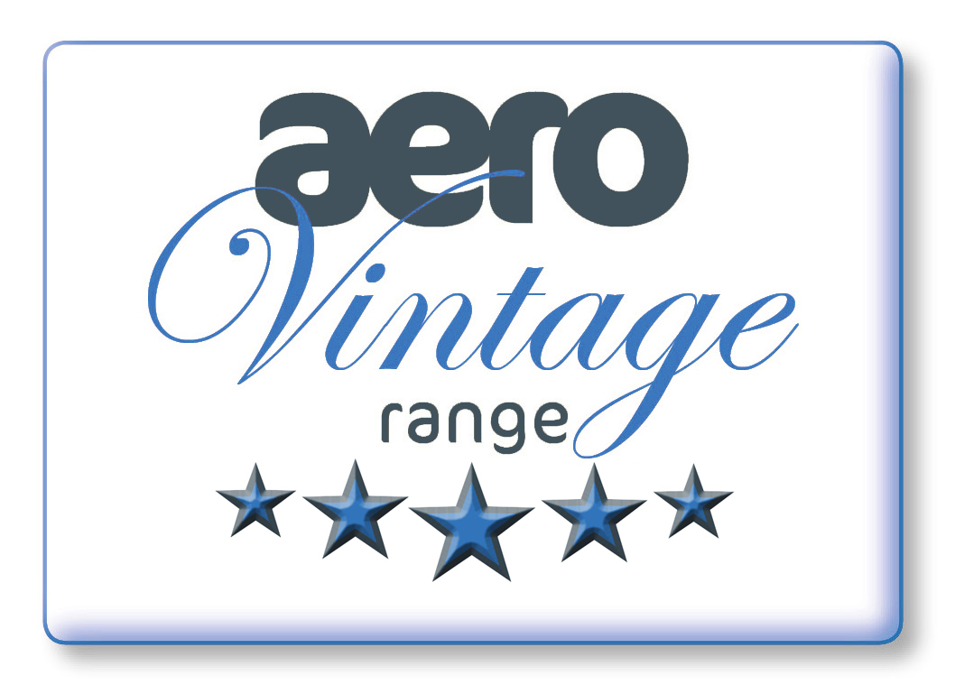 Aero Vintage Button New Colourway